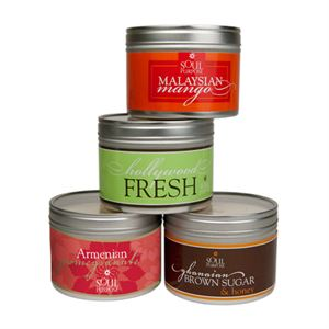 Picture of Season of Light Candle Collection